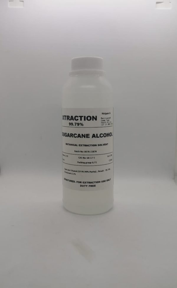 extraction alcohol