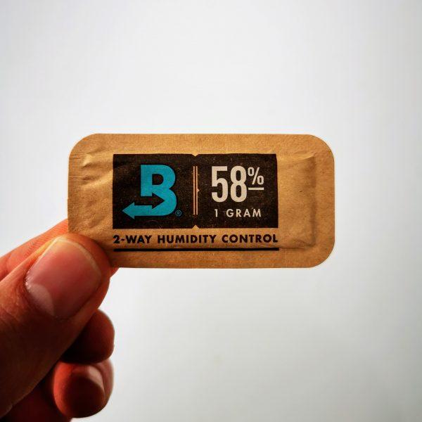 Boveda 58 % 1 G