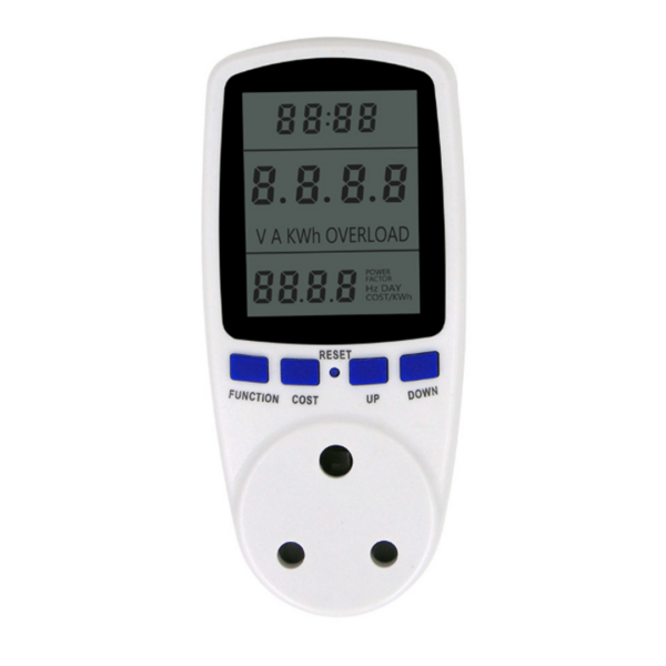 AC Power Meter Energy Monitor MSA