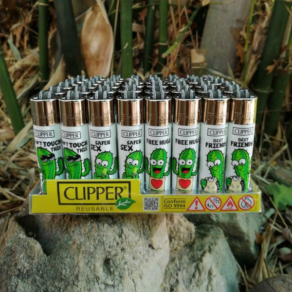 Cactus Clipper Lighter MSA