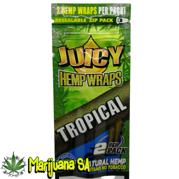 Tropical Juicy Hemp blunt wrap