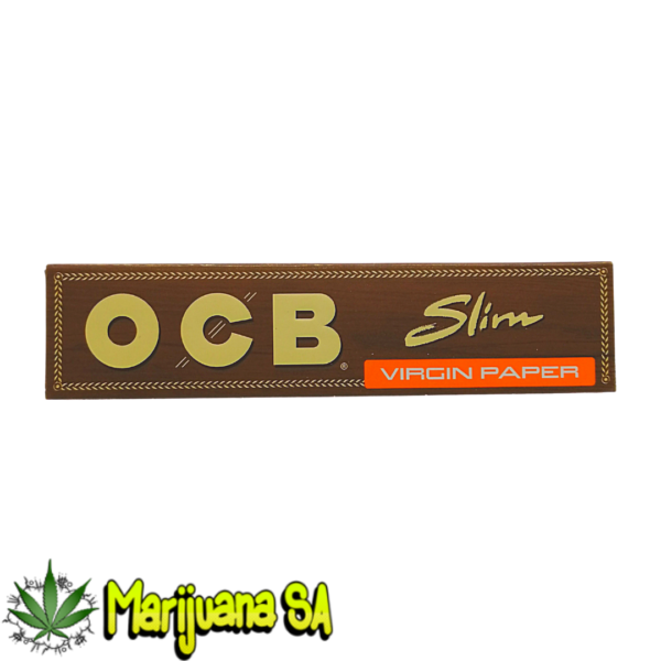 King size OCB virgin rolling paper