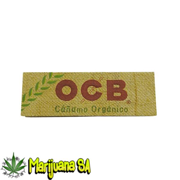 OCB hemp rolling paper