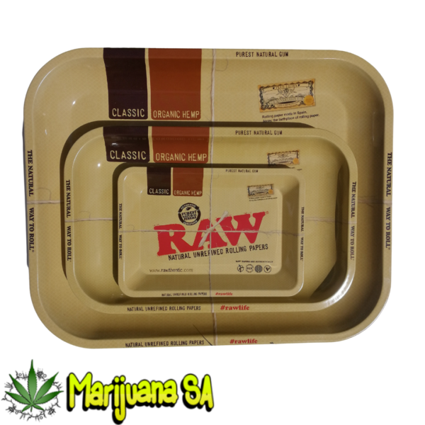 RAW rolling tray collection MSA