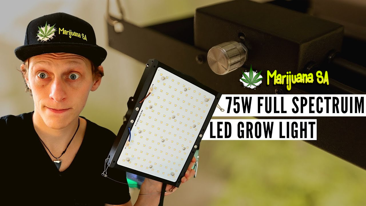 LED grow light QTM 150