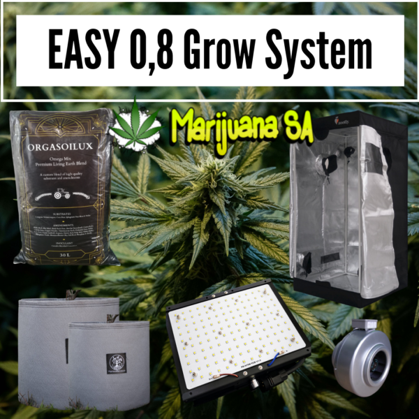 Indoor grow Kit system