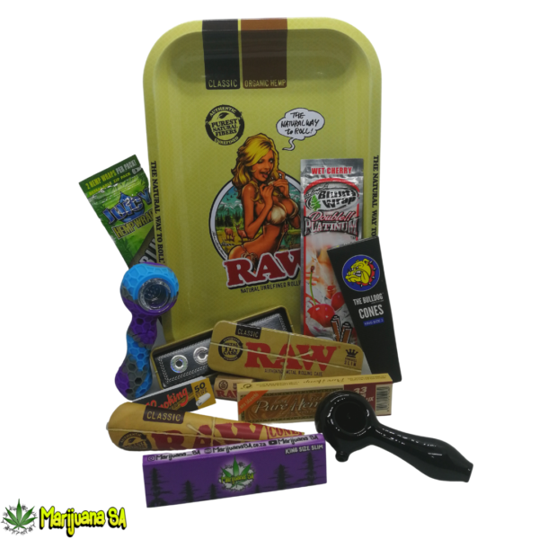 Marijuana SA Gift box collection