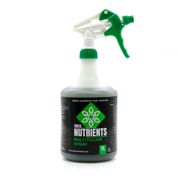 UMYA Nutrients Multi-Foliar-Spray